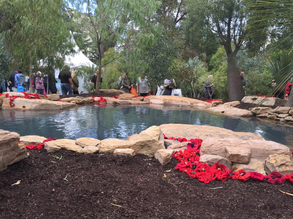 5000 Poppies Pond
